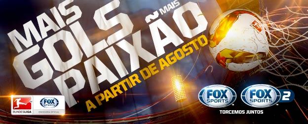 FOX Sports - Mais Gols Mais Paixao - 624x252