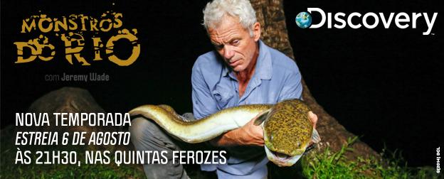 Discovery - Monstros Do Rio - 624x252