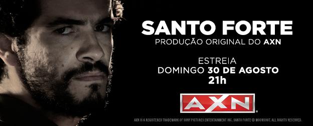 AXN - Santo Forte - 624x252