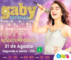 Gloob - Gaby Estrella - 299x252
