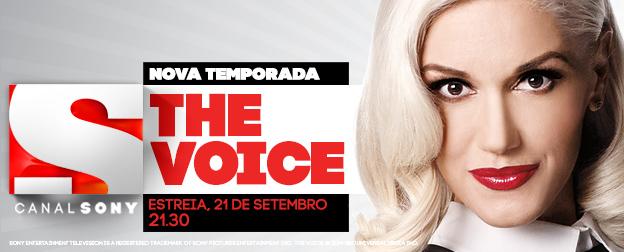 Propaganda Canal Sony - The Voice