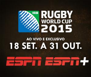 Propaganda ESPN - Rugby World Cup