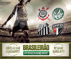 Propaganda Premiere - Brasileirao