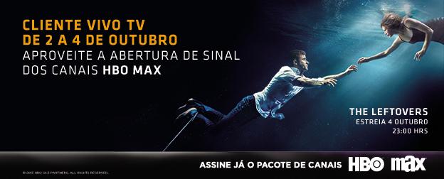 Propaganda HBO/MAX - Sinal Aberto OUT2015