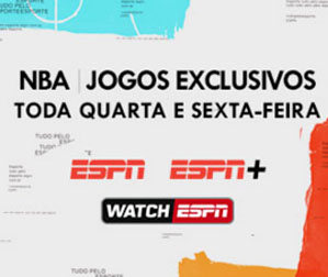 Propaganda ESPN - NBA Toda Quarta e Sexta