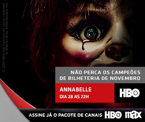 Propaganda HBO - Annabelle