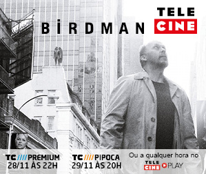 Propaganda Telecine - Birdman