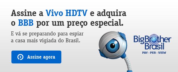Propaganda Assine Vivo HDTV - BBB 2016