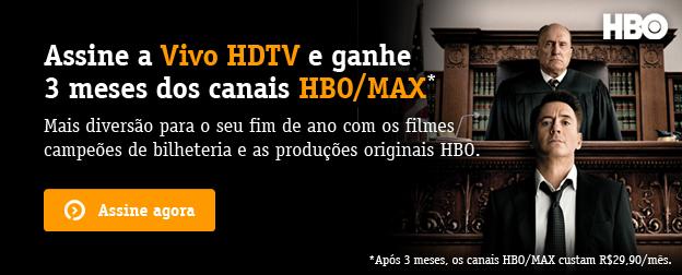 Propaganda Assine Vivo HDTV - HBO/MAX