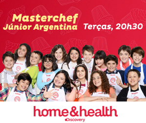 Propaganda Home & Health - Masterchef Junior Argentina
