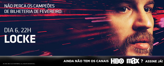 Propaganda HBO - Locke