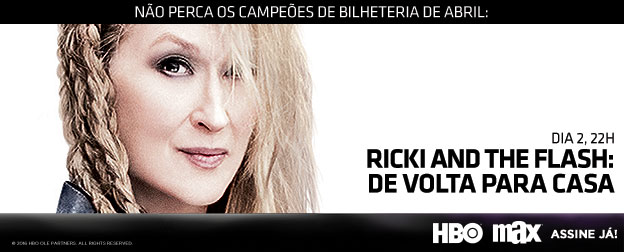 Propaganda HBO - Ricki And The Flash