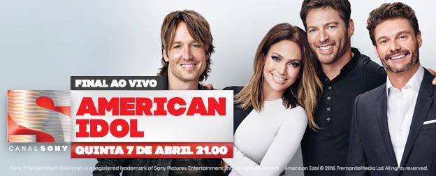 Propaganda Sony - American Idol