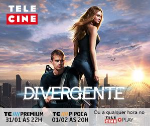 Telecine - Divergente - 299x252