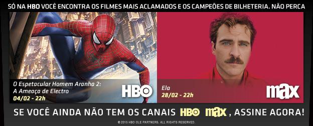 HBO/MAX - Homem-Aranha 2 & Ela - 624x252