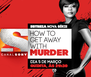 Sony - How To Get Away With Murder - 299x252
