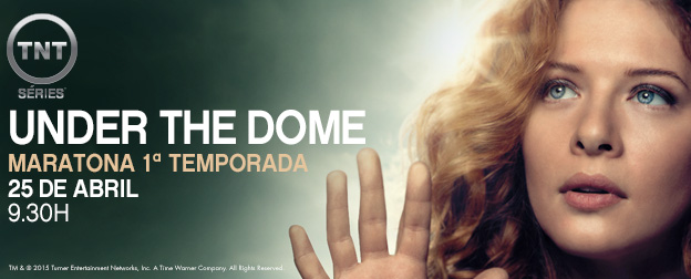 TNT Series - Maratona Under The Dome - 624x252