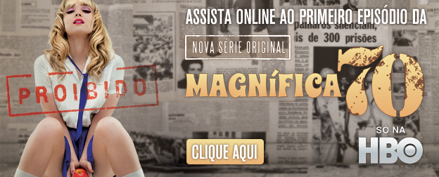 HBO - Magnifica 70 Ep. Online - 624x252