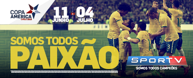 SporTV - Copa America - 624x252